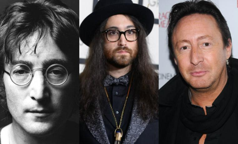 John Lennon Sean Julian