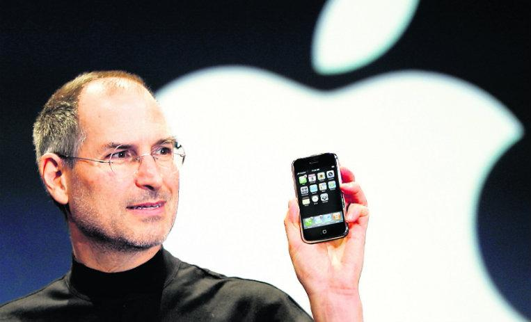 Steve Jobs, Apple,