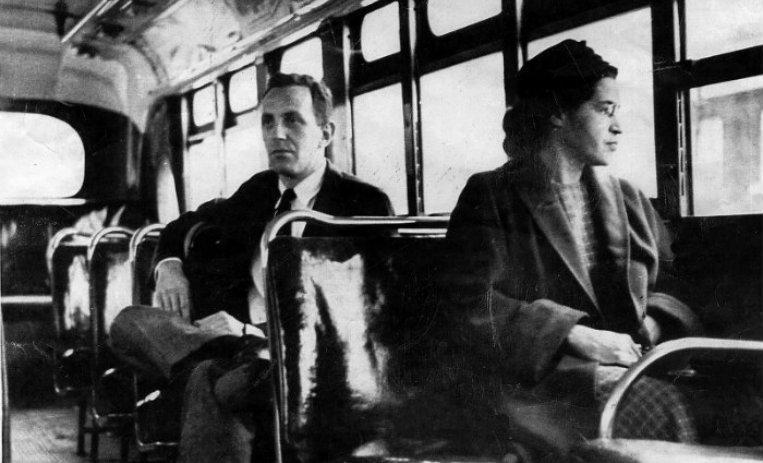 Rosa Parks, autobús