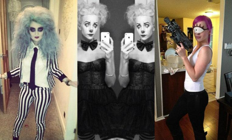 Disfraces de halloween para mujer terrorificos