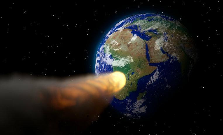Revelan hora exacta en que monstruoso asteroide