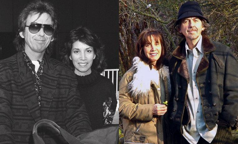 George Harrison Olivia Arias Amor Segunda Esposa The Beatles