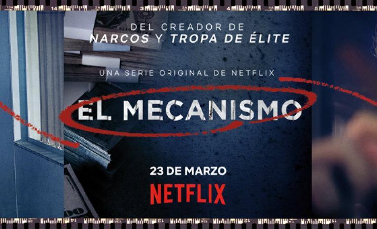 El Mecanismo, la serie de Netflix basada en el caso Lava Jato