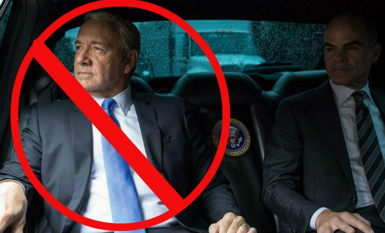 house of cards, pequeña, netflix, claire underwood, trailer, frank underwood