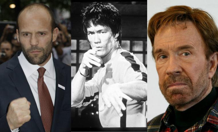 10 Actores Rudos Que Si Son Expertos En Artes Marciales De10