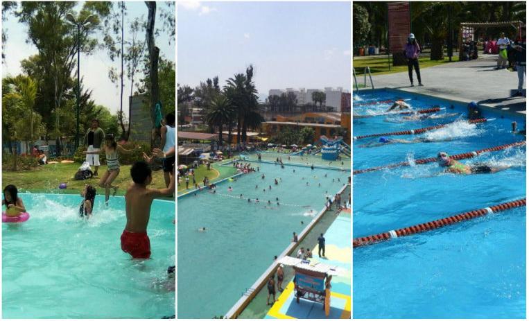 Resultado de imagen para Estos son los 'balnearios' gratuitos que puedes visitar en Iztapalapa