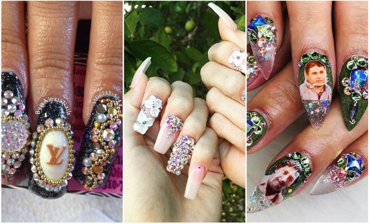 10 modelos de uñas buchonas con mucho estilo (bueno o malo) | De10