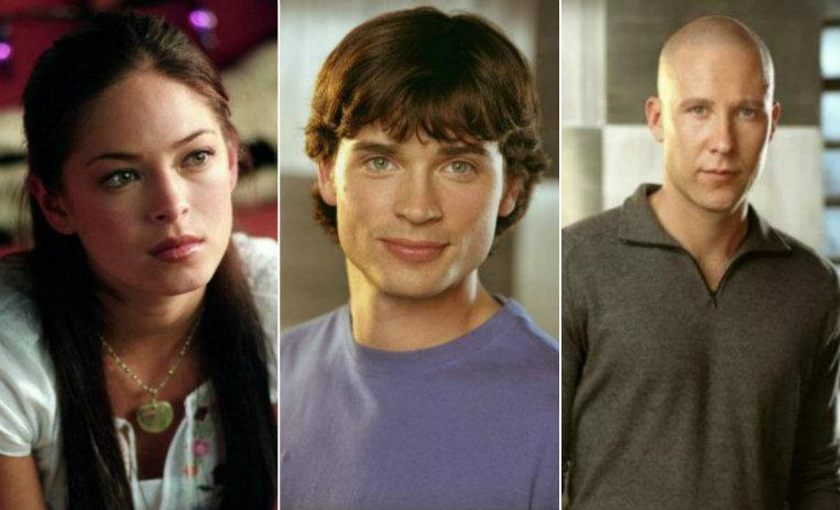 df8df6caea Smallville  El antes y después de sus protagonistas