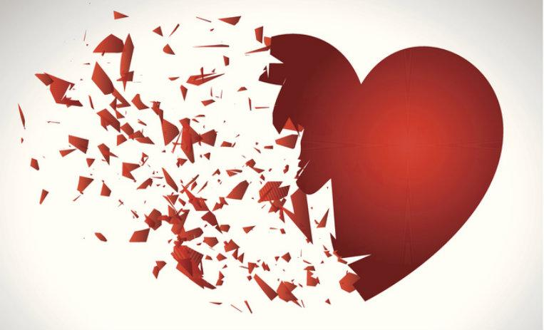 10 señales, está perdiendo el interés en ti, corazón roto, pareja,