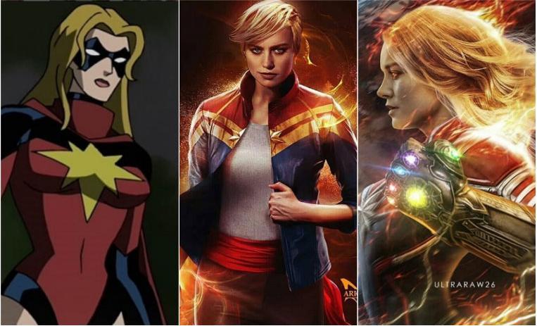 Capit 225 N Marvel La Mujer Que Puede Derrotar A Thanos De10