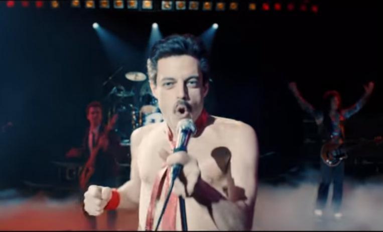 Trailer de Bohemian Rhapsody, la película de Queen