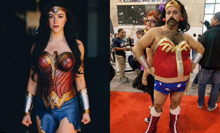 cosplay, cosplay fails, mejores cosplays, cosplay fails, peores cosplays, comic con, día del cosplay