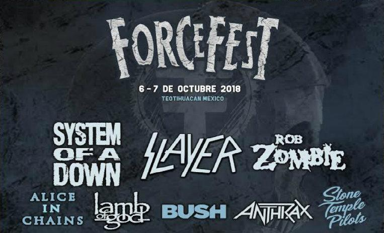 Force Fest, festival, festival de metal, méxico, 2018, estado de mexico, Teotihuacán, Force Metal Fest Open Air 2018