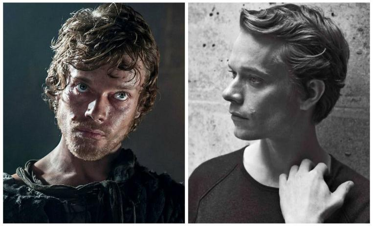 alfie allen, theon greyjoy, hbo, game of thrones, juego de tronos, hermano lily allen