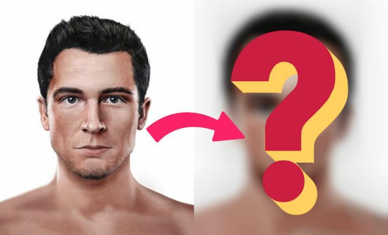 así será el rostro del humano del futuro de10