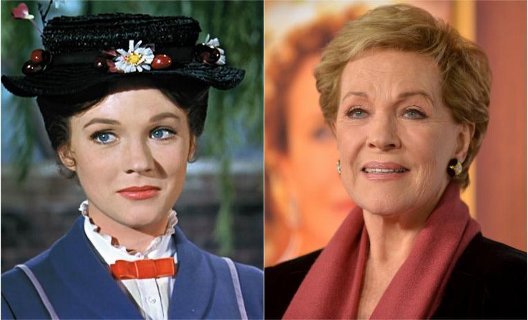 19ed3e7b3 Julie Andrews: 10 datos mágicos sobre la mujer detrás de Mary ...
