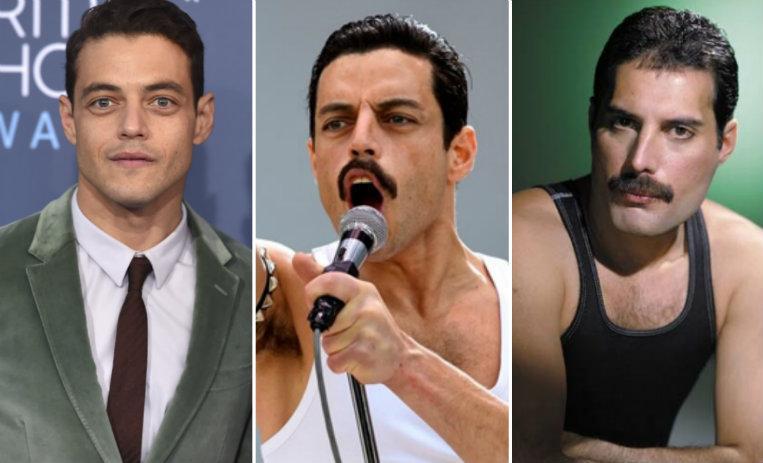 Rami Malek Asi Se Gano El Papel De Freddie Mercury De10