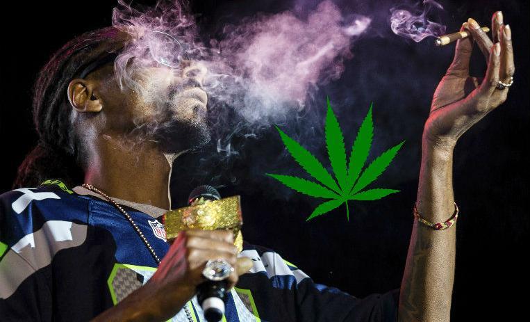Snoop Dogg y el amor de su vida… ¡la marihuana! | De10