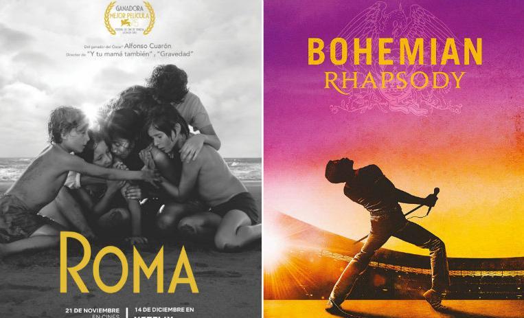 Las Películas Y Series Nominadas A Los Globos De Oro 2019 Son De10