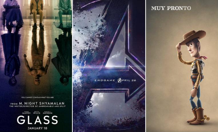 peliculas de estreno 2019