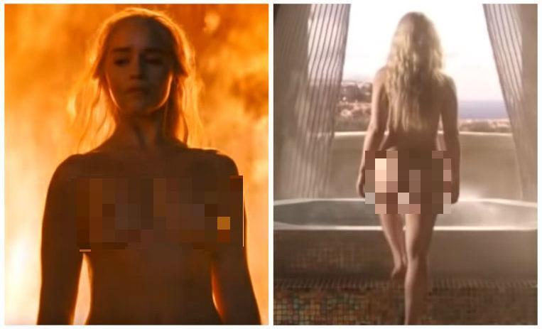 Game Of Thrones 10 Desnudos Que Tenemos Que Revivir De Daenerys De10