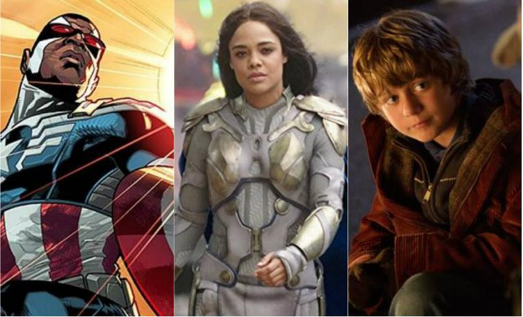 avengers, avengers: endgame, vengadores, nuevos avengers, fase cuatro, young avengers, falcon, valkyrie, iron lad