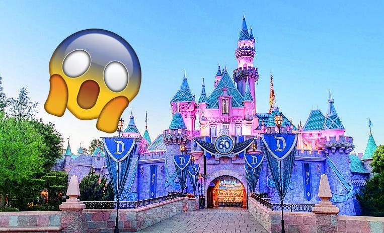 Empleados de Disney comen de la basura por bajos sueldos