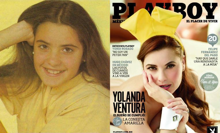 Yolanda Ventura De La Inocencia De Parchís Al Destape De10