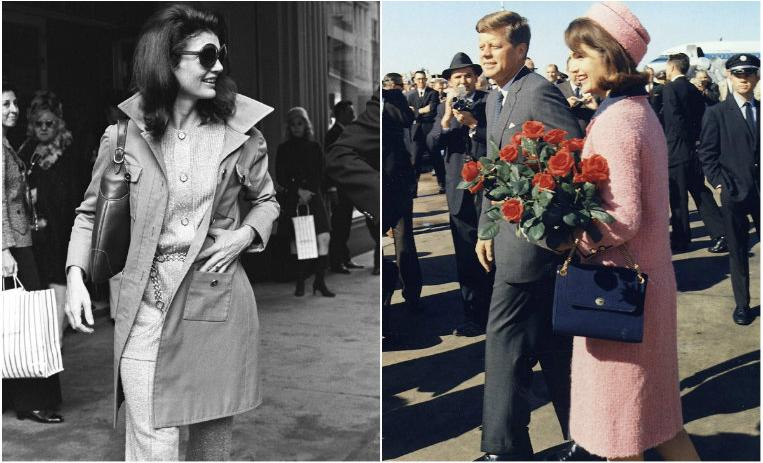 Jackie Kennedy 10 Históricos Looks De La Primera Dama De La Moda De10