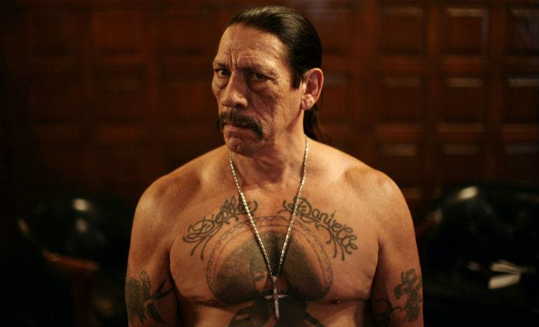 Machete, Danny Trejo, salva a bebé, héroe, vida real, actor, Hollywood, cine,