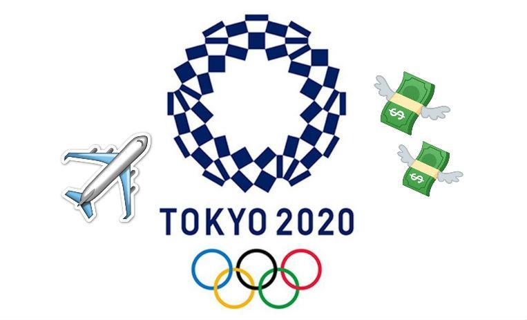 Resultado de imagen para tokio 2020 olimpiadas vuelos