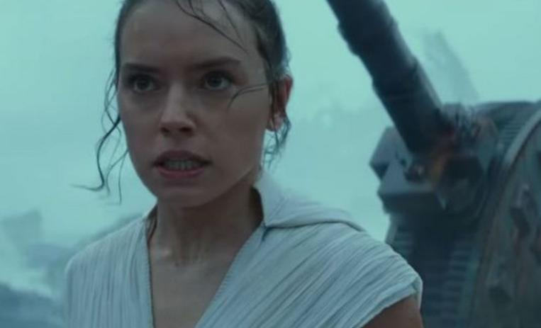 star wars, rise of skywalker, tráiler rise of skywalker, el ascenso de skywalker, guerra de las galaxias, rey, emperador palpatine, kylo ren, Episodio IX,