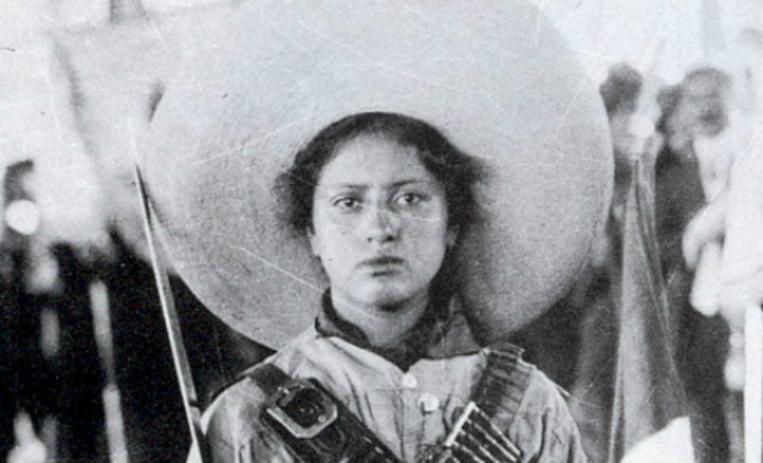 Quién Fue La Adelita De La Revolución Mexicana De10