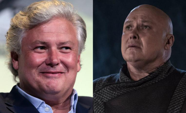 Game of Thrones, Lord Varys, curiosidades de Lord Varys