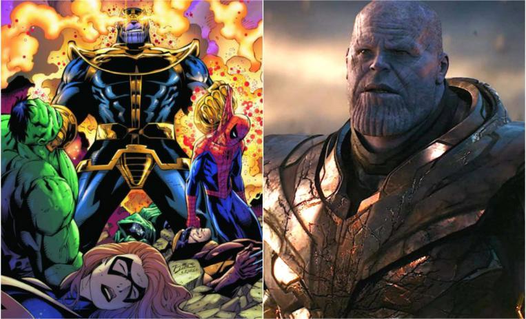 Thanos 10 Curiosidades Del Villano Más Temible De Marvel De10