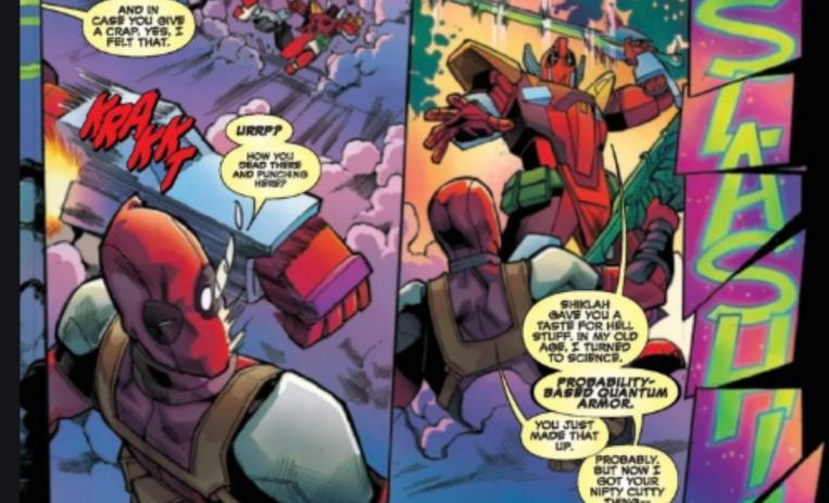Marvel Revela Lo Unico Que Puede Matar A Deadpool De10 Tendencias de 2020 en 1 en ropa de hombre, ropa de mujer, novedad y uso especial, accesorios para la ropa con deadpool woman y 1. puede matar a deadpool