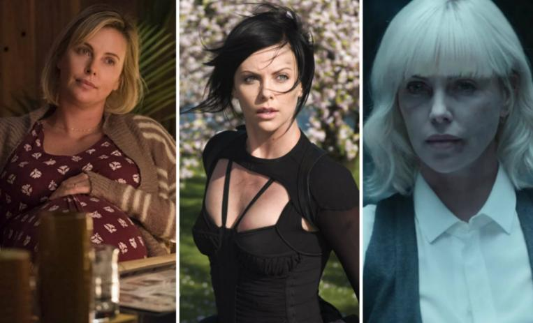 10 películas de Charlize Theron en streaming