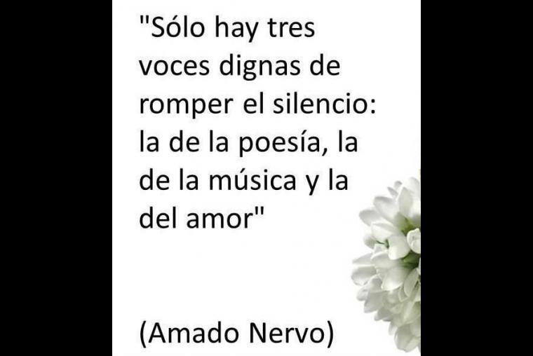 Las 10 Frases Más Románticas De Amado Nervo De10