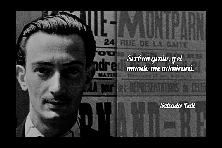 Polémico Y Sin Pudor 10 Frases Memorables De Salvador Dalí