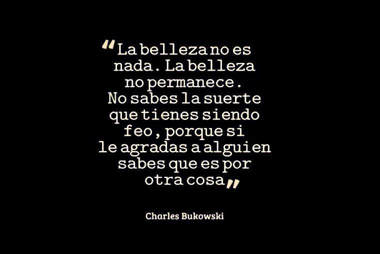 Charles Bukowski La Virginal Y Trágica Vida Del Viejo