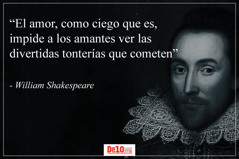 10 Inspiradoras Y Románticas Frases De William Shakespeare