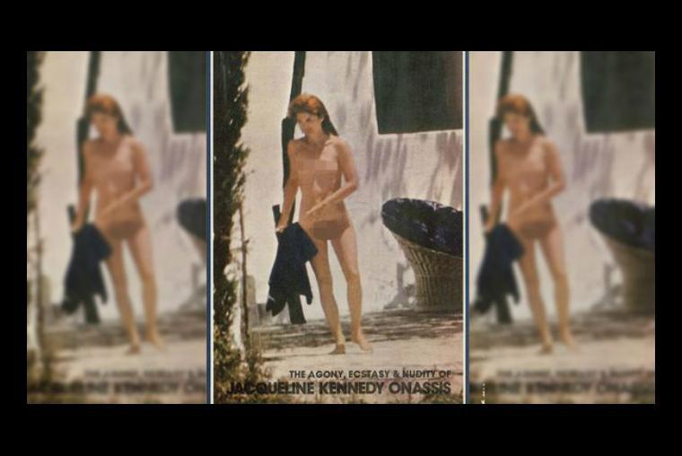 Jackie Kennedy Desnuda Y Traicionada Por Su Propio Marido De10