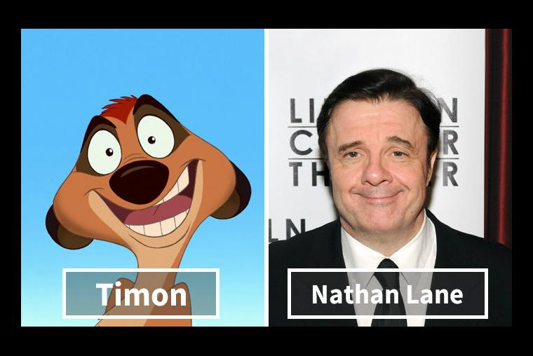 Timon, Nathan Lane