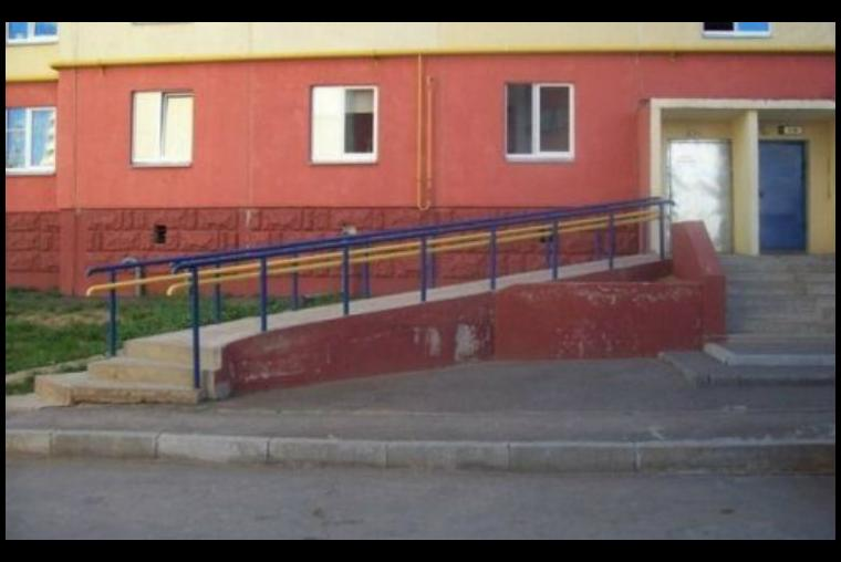 rampa, escaleras, errores épicos, albañiles, construcción, maestro, albañilería, mala planeación, arquitectura,
