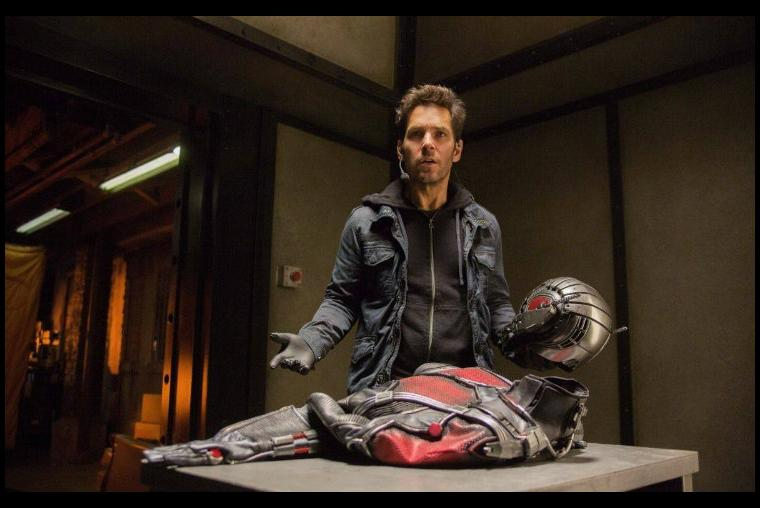 Ant-Man, Paul Rudd, superhéroes, Avengers 4, Universo Marvel, películas,
