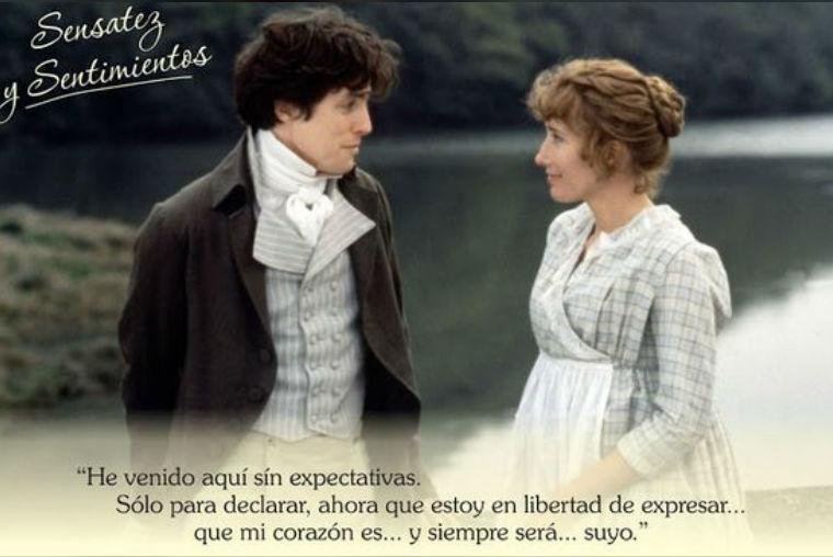 10 Frases Románticas De Jane Austen Para Enamorarte Del Amor