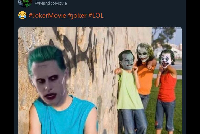 Joker Los 10 Mejores Memes De La Pelicula De Joaquin