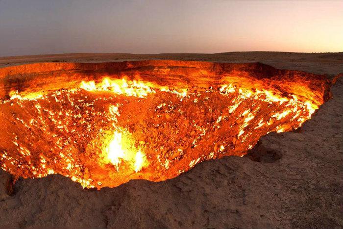10 destinos considerados las puertas del infierno de10 for 9 puertas del infierno