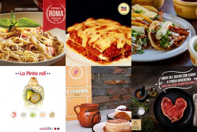 Cena rom ntica en casa 10 restaurantes para pedir a - Cena romantica san valentin en casa ...