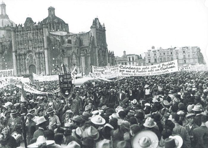 Peña Nieto conmemora la Expropiación Petrolera